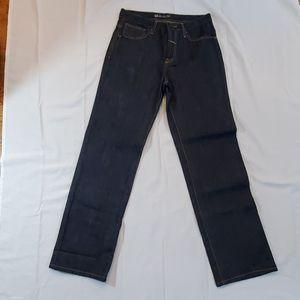 Marithe Francois Girbaud Blue Jeans Blue Roll